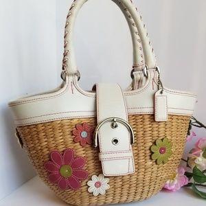 Vintage Coach Whimsical bag